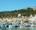 Fietsvakantie Rhodos & Kos, kalymnos Haven 11