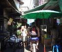 Fietstocht Bangkok