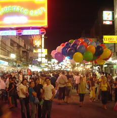 Nightmarket Bangkok
