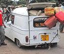 Vervoer in Madagascar