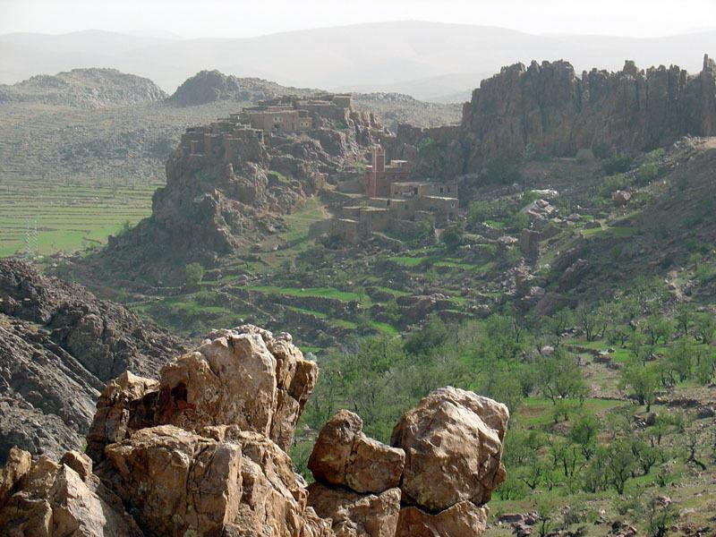 Marokko natuur