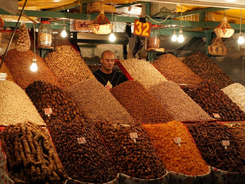 Marokko Souq
