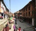 Rondreis Nepal Bandipur straatbeeld