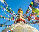 Rondreis Nepal Bodnath Kathmandu