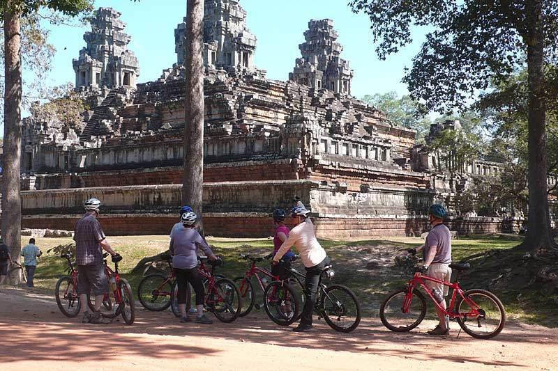Fietstour door Thailand Cambodja Vietnam Exodus Reizen