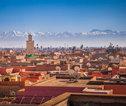 Marrakesh Atlas gebergte