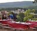 Cycletours Fietsvakantie Toscane luifel