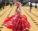 Flamenco jonge danseres