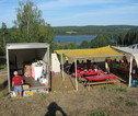 Fietsen voor families in Zweden