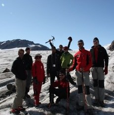 Group Greenland expedition