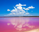Kalbarri Edge Pink lake