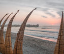 Strand van Huanchaco