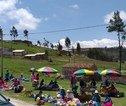 lokale vrouw Noord Peru