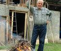 FIFGEF - privé familiereis lokal maakt vuur
