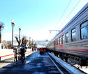 Trans Siberië Express halte