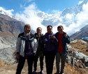 Rondreis Nepal dragers Annapurna trek