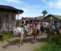 Rincon, paardrijden Costa Rica