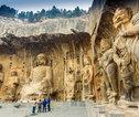 Rondreis China Longmen grotten