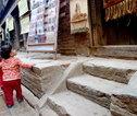 Rondreis Nepal Bhaktapur kinderen