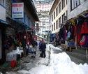 Rondreis Nepal Namche Bazaar
